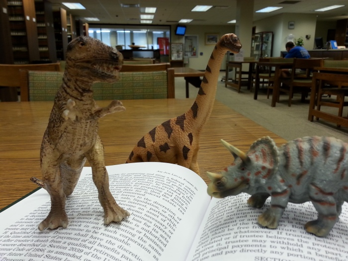 Dinosaurs?